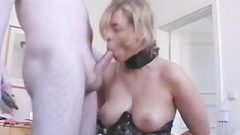 MILF Gets Anal Cream Pie