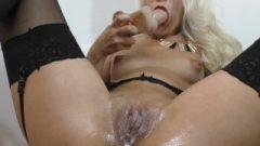 Cream Pie Anal Squirt Undies Stuffing (Helena Moeller)