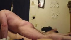 Coming In Girl Asshole
