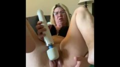 Solo Whore Anal Squirt